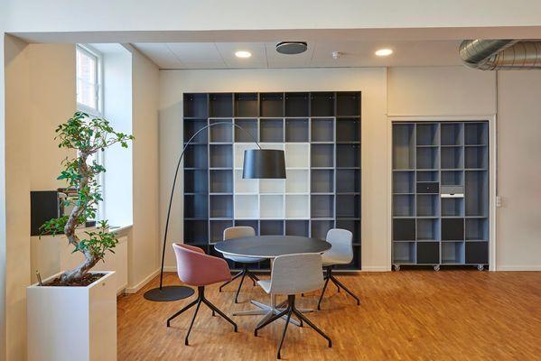 Meetingroom industrieel