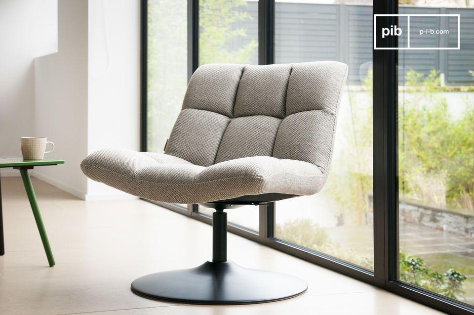 De combinatie van comfort en vintage design