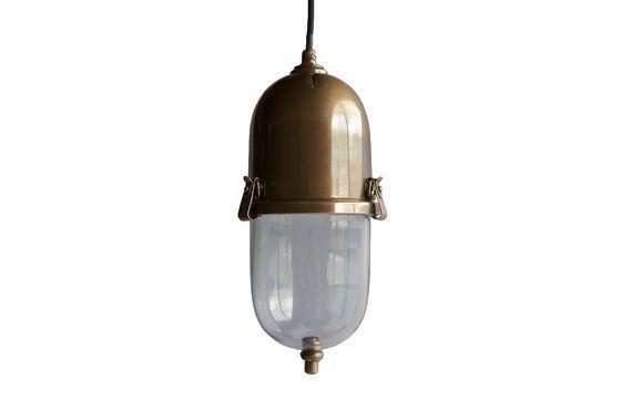 Messing hanglamp Kapsula Productfoto