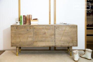 Messinki houten dressoir