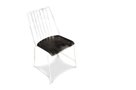Metalen Hossegor stoel Productfoto