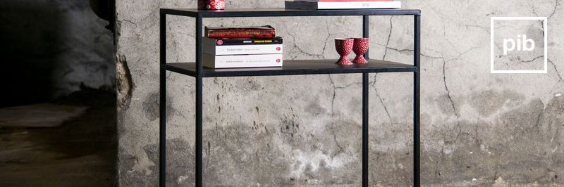 Metalen sidetables