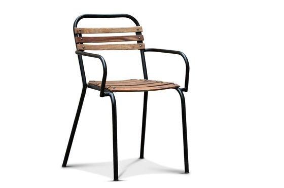 Mistral stoel met armleuning Productfoto