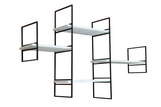 Modulair marmeren plank Bridget Productfoto