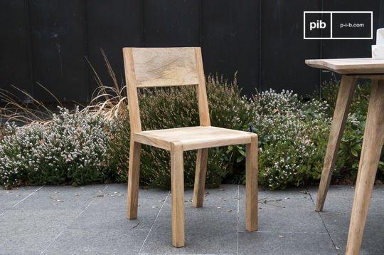 Möka stoel