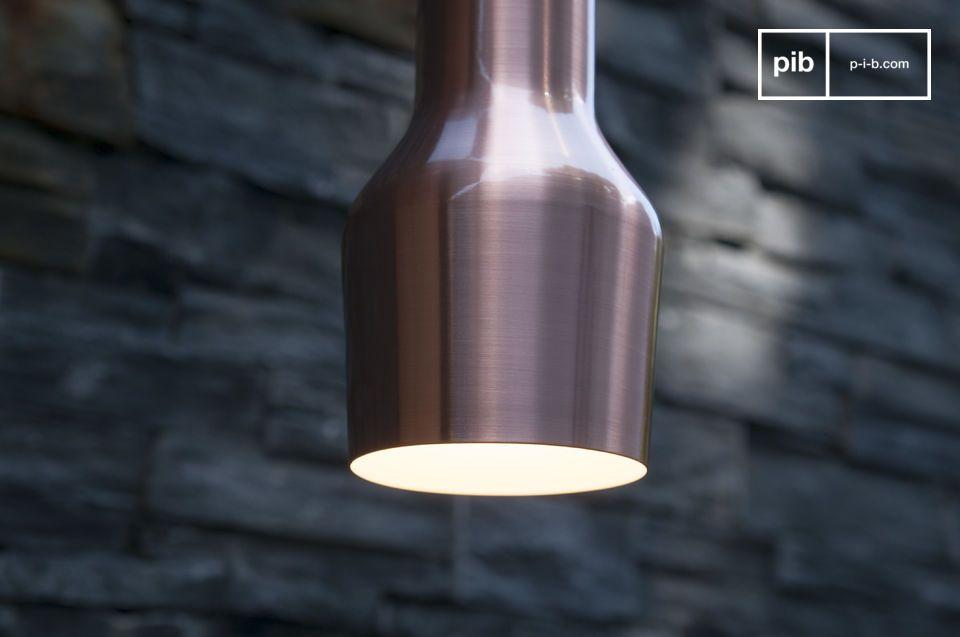 De Mora S hanglamp is een perfect voorbeeld van vintage Scandinavische design