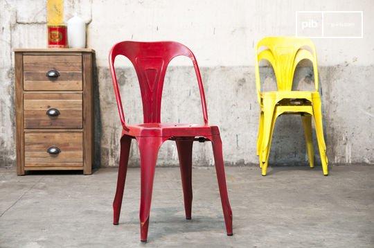 Multipl's rode stoel