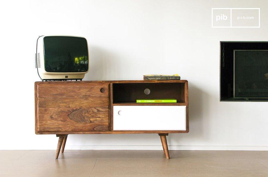 De evolutie van de standaard tv kast - Shabby chique kamer ...