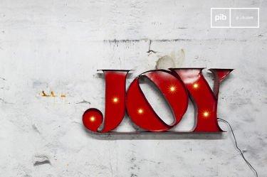 Neon Joy bord