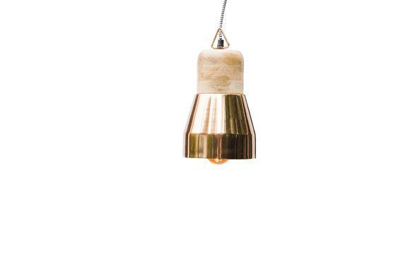 Newark koperen hanglamp Productfoto