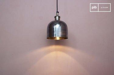Nickel Warhead hanglamp