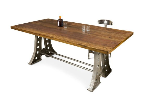 Normandy eettafel Productfoto
