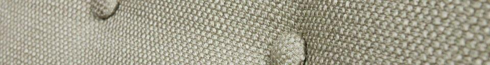 Benadrukte materialen Northern vintage fauteuil