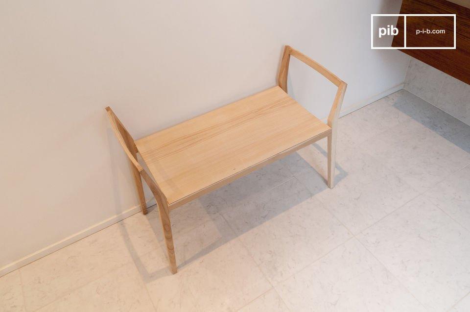 Praktisch zitmeubel met de elegantie van Scandinavisch design