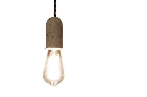 NUD-hanglamp van cement Productfoto