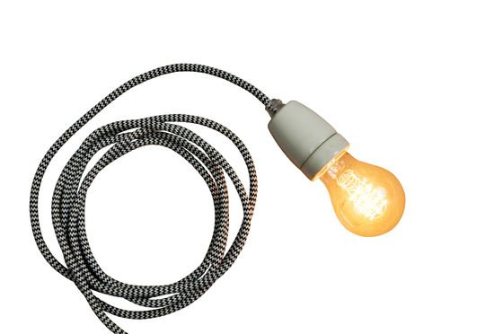 NUD porseleinen hanglamp Productfoto