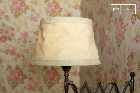 Oléron beige lampenkap 25 cm
