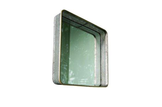 Olonne metalen spiegel Productfoto