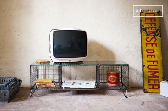 Lage Tv Kast Op Wieltjes.Lage Tv Meubel Pib