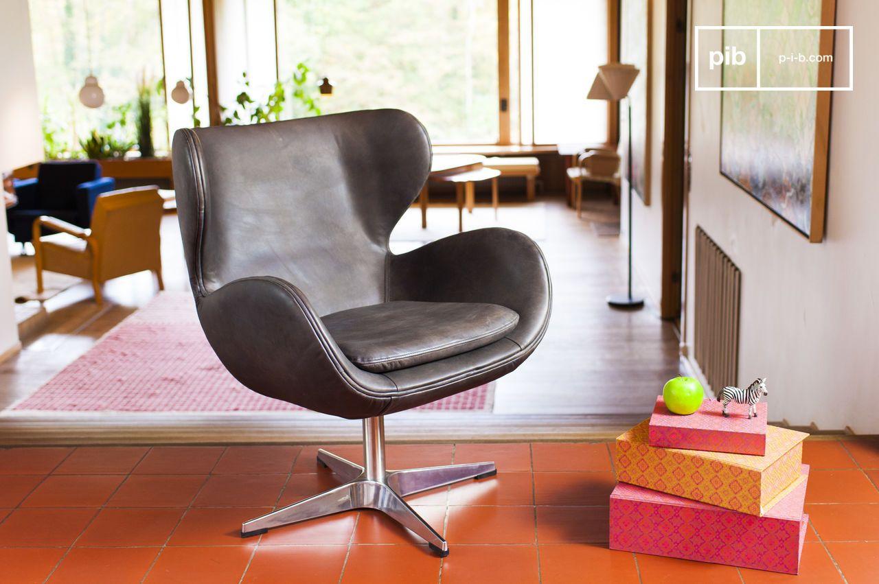 Orchestra vintage fauteuil geweldig design & comfort pib