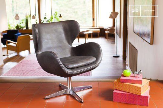 Orchestra vintage fauteuil