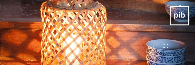Oude collectie design lantaarns
