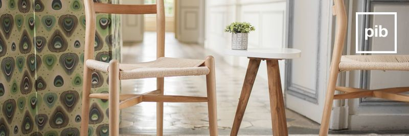 Oude collectie stoelen
