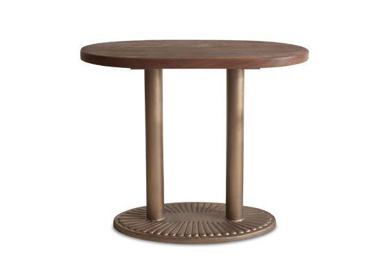 Oude washington ovalen consoletafel art deco uitstraling pib