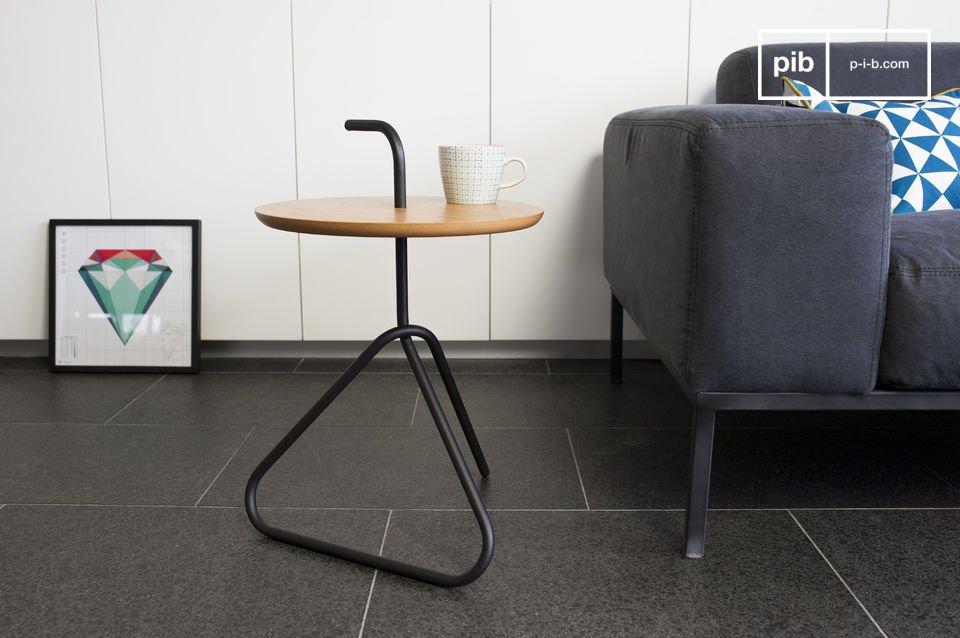 Een kleine maar praktische tafel