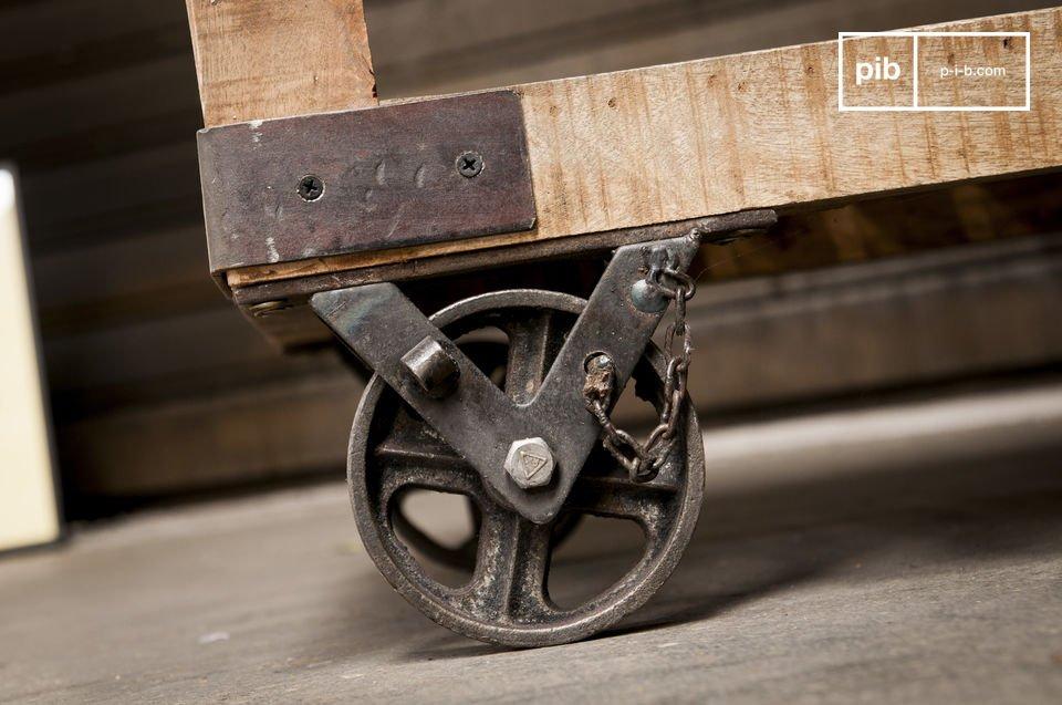 Het design en robuustheid van een fabrieksmeubel
