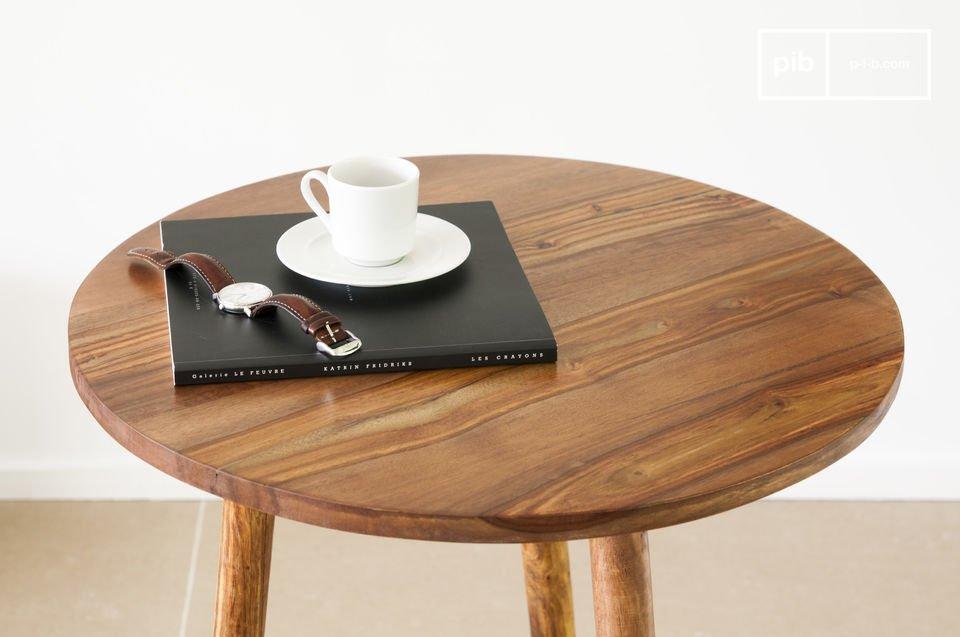 De elegantie van scandinavische meubels met een vleugje kleur