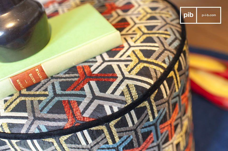 Gekleurde stoelverhoger voor uw woonkamer