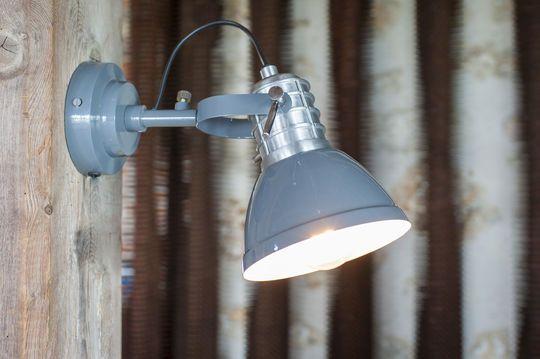Postalys verstelbare wandlamp