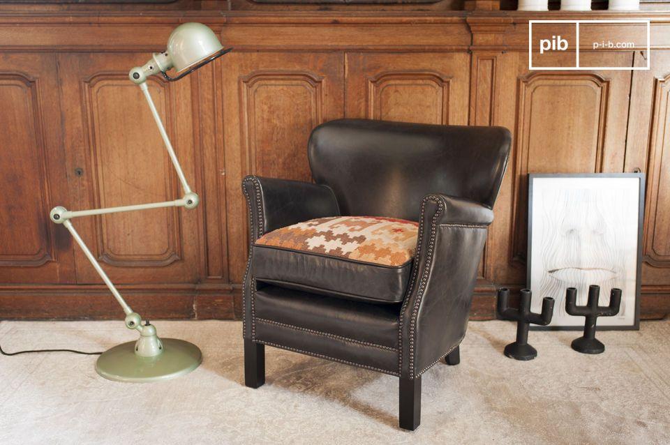 Van alle mogelijke alternatieven voor een leren fauteuil