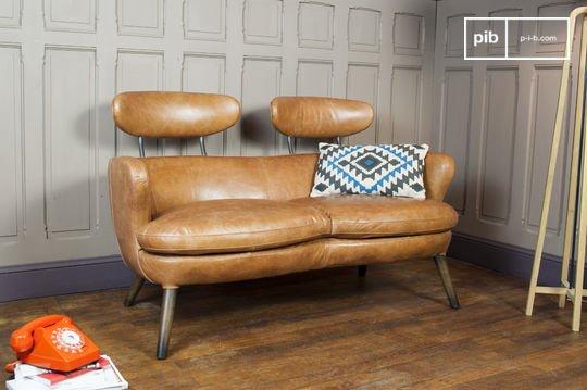 Queen double fauteuil