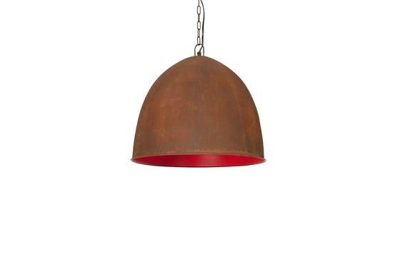 Raspberry Steel hanglamp Productfoto