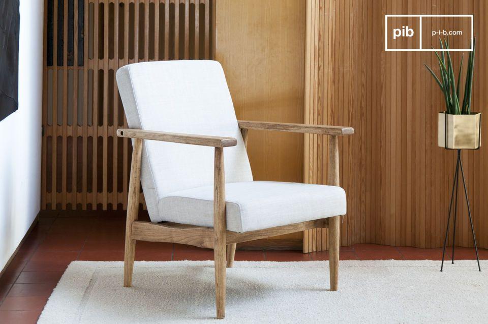Comfort, soberheid en natuurlijk hout