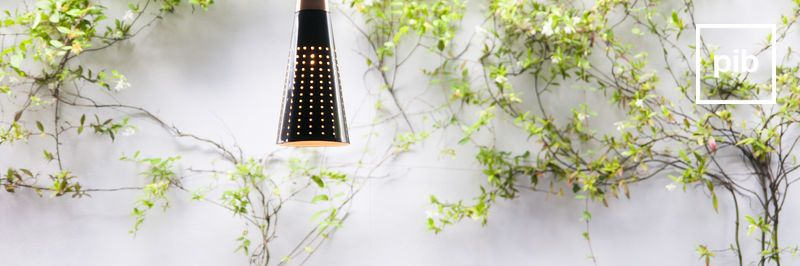 Retro hanglampen in Scandinavische stijl