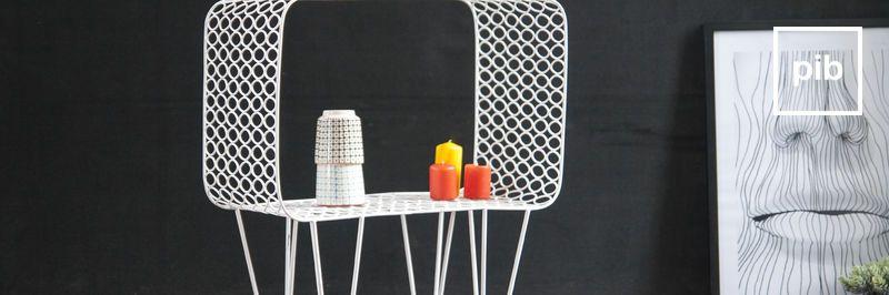 Retro salontafels in scandinavische stijl