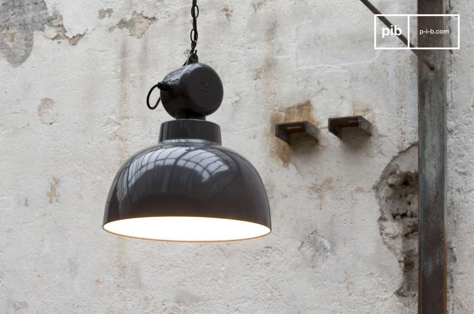 Retronom industriële hanglamp