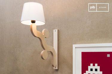 Rholl  wandlamp
