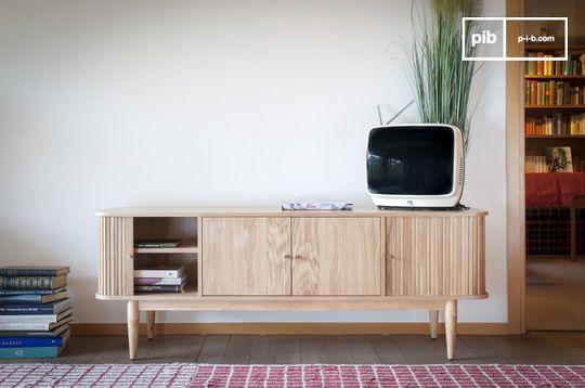 Ritz gordijn tv meubel
