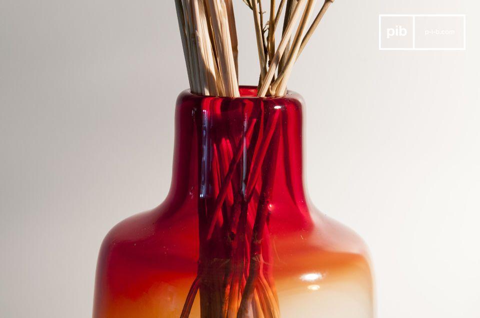 Kleurverloop voor een elegante vintage touch