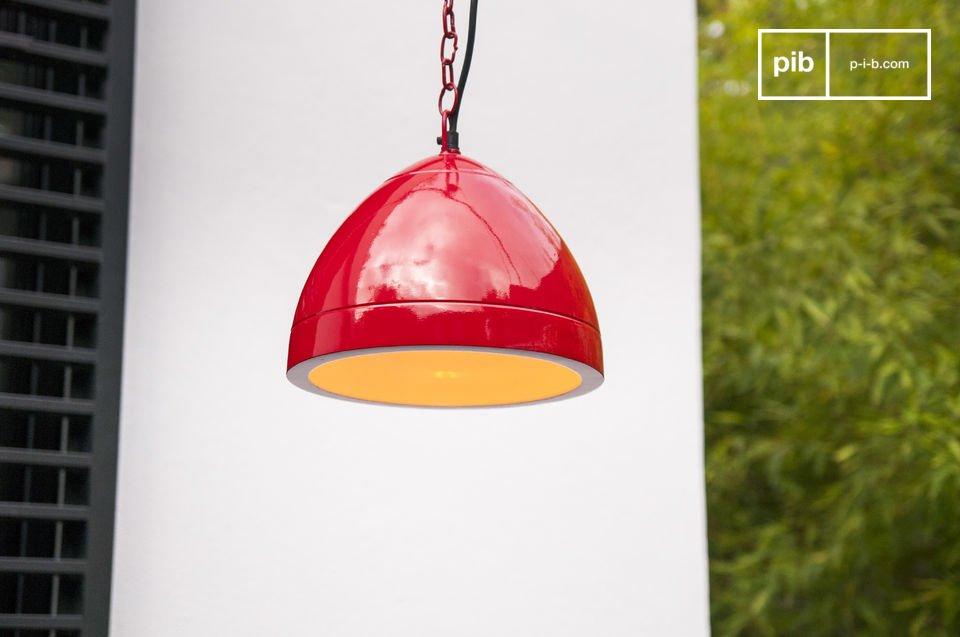 Rode Këpasta hanglamp