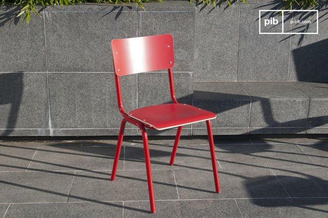 Rode Skole stoel
