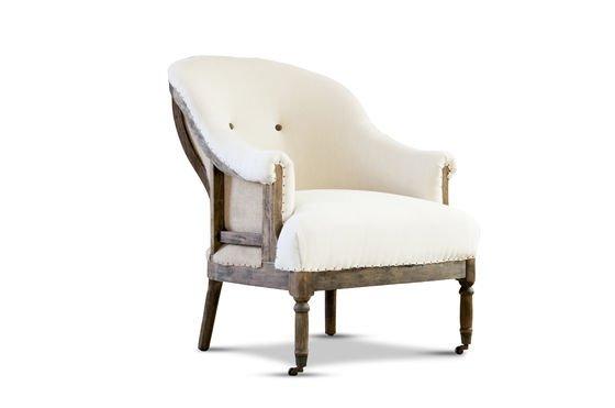 Ronde Léonie fauteuil Productfoto