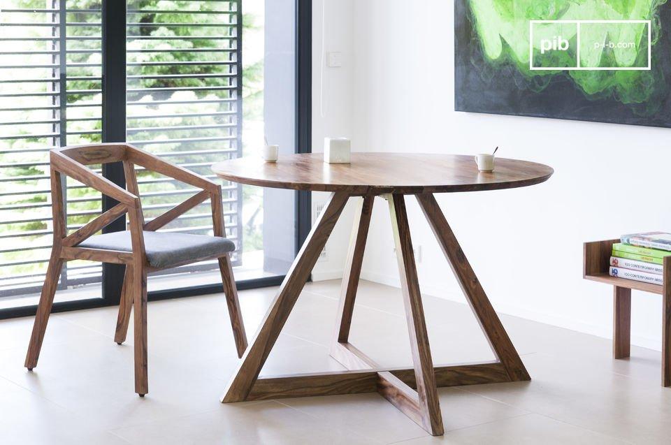 Ronde Starbase tafel