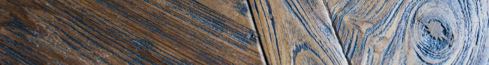 Benadrukte materialen Ronde tafel Merritt