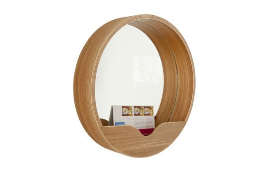 Round wall spiegel Productfoto