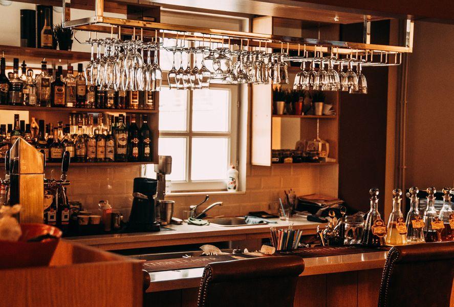 ruimte voor een bar